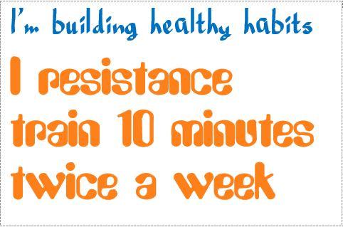 habits resistance