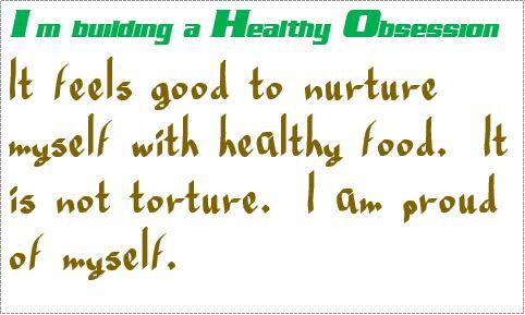 nurture myself