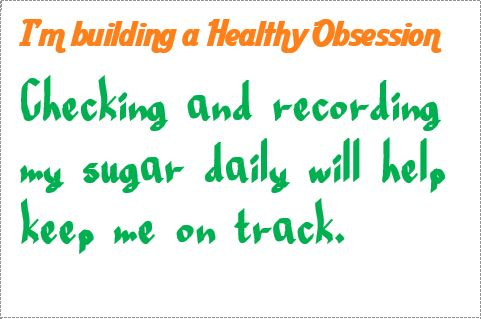 obsession sugar tracking